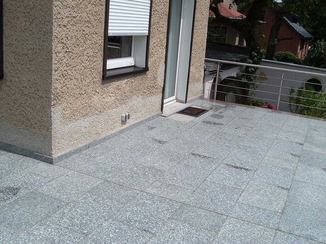 Terrassen - Terras rand idee ...